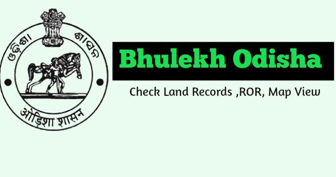 bhulekh-orissa-land-records